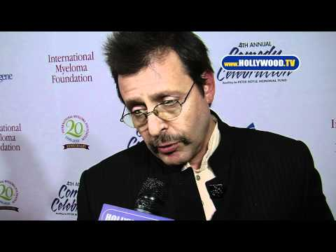 Judd Nelson Appears at the 4th Annual Comedy Celebration