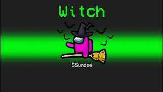 *NEW* WITCH Role in Among US