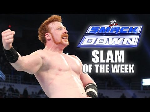 champions - Sheamus steps inside the ring with his fellow former World Champion, Alberto Del Rio. http://www.wwe.com/wwenetwork.