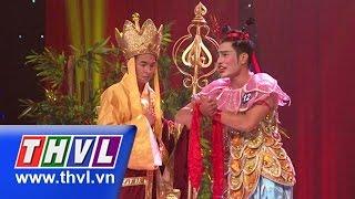 THVL | Cười xuyên Việt (tập 8) - Vòng chung kết 6: Hồng Hài Nhi đại náo Đường Tăng - Bảo Lâm