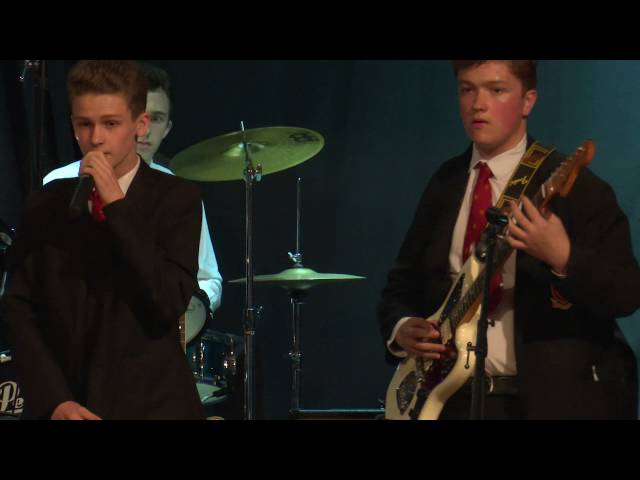 Year 10 Rock Band - Jumping Jack Flash