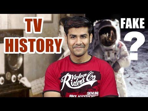 Interesting Video On History of Television   Apollo 11 Moon Landing Fake ?