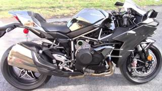 4. 2016 NInja H2 Initial Riding Impressions