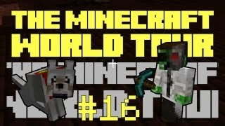 The Minecraft World Tour - #16: Wither Skeleton Science