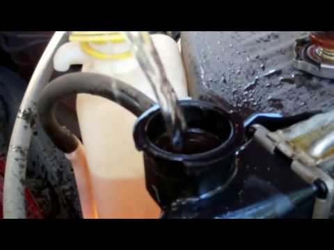 Sealing a Water Pump Leak