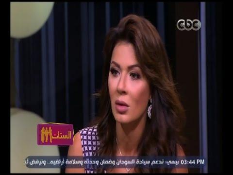 نجلاء بدر تحكي عن أول مشاجرة مع زوجها في شهر العسل