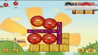 Üst Üste Koyma Oyunu Çözümü Videosu. Zeka Oyunları. Küp blokları yerleştirip şekilleri dengede tutma ve kule yapmaca oynuyoruz.Oyun adresi: http://www.oyundedem.com/ust-uste-koyma.html
