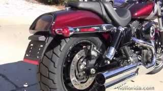 6. New 2015 Harley Davidson Fat Bob Motorcycles for sale