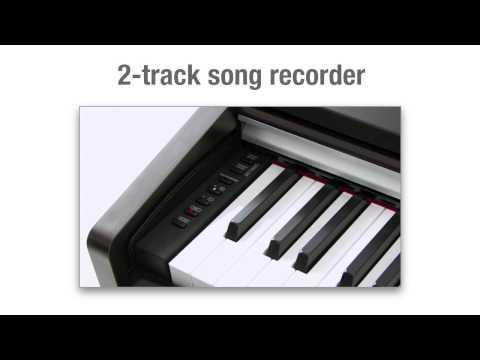 Zmogljivosti pianina YAMAHA YDP-142