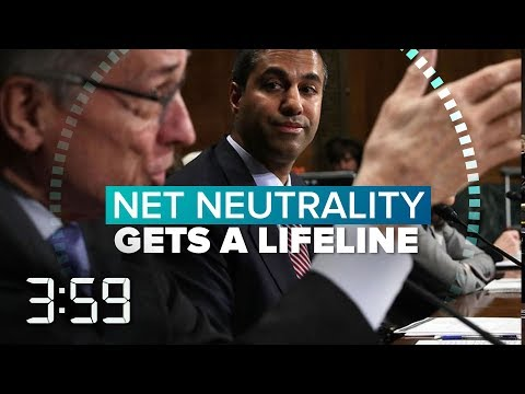 Net Neutrality gets a lifeline (The 3:59, Ep. 404)