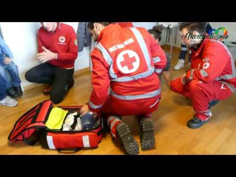 Evento Ufficiale di  Primo soccorso Croce Rossa Italiana comitato di Buccinasco