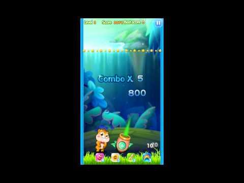 Video of Bubble Shot (Rainbow Sugar)