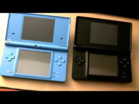 Nintendo DSI VS Nintendo DS Lite
