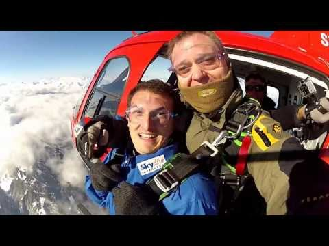 Skydive Interlaken Devan 11.11.13