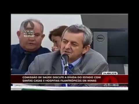 Arantes denuncia calote de quase 4 bilhões que o PT deu na saúde
