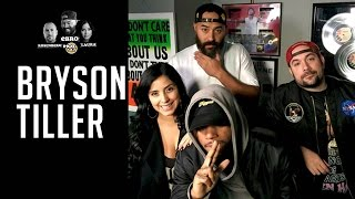 Hot 97 - Bryson Tiller Talks Not Signing to OVO, Being In Love + The Celebrity Tweet That Made Him Scream!