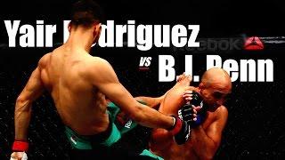 Nonton Yair Rodriguez vs BJ Penn Highlights Full UFC Fight Night 103 Film Subtitle Indonesia Streaming Movie Download