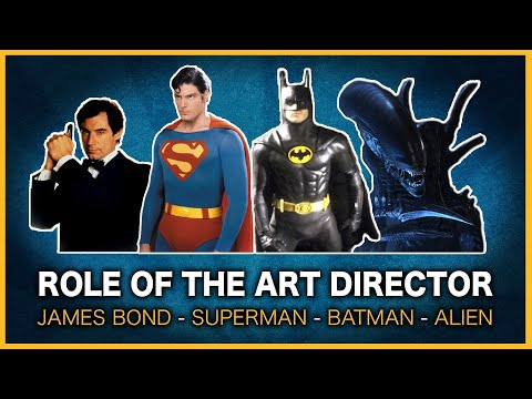 The Role of the Art Director and Production Designer || Terry Ackland Snow