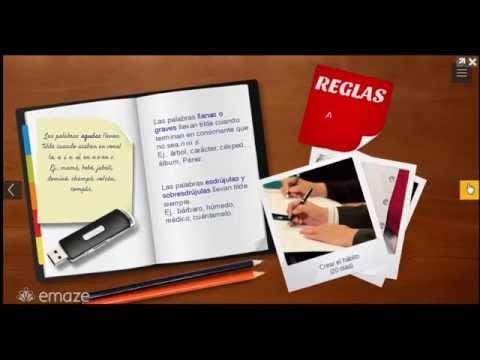 Redacción, puntuación y ortografía (videoclase)