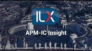 ILX APM Introductory Certificate Insight