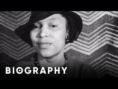 Zora Neale Hurston - American Folklorist | Biography