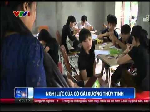 Nhân vật nghị lực - Nguyễn Thị Thu Thương