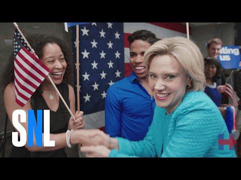 Saturday Night Live Hillary Campaign Ad