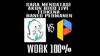 Video CARA MENGATASI AKUN BIGO LIVE TERKENA BANED PERMANEN MUDAH!! MP3, 3GP, MP4, WEBM, AVI, FLV Juli 2018