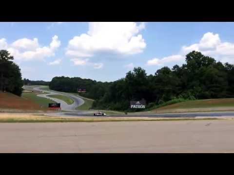DeltaWing testing at Road Atlanta