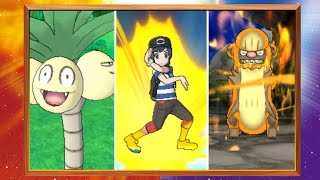 UK: Alola Forms and Z-Moves Revealed for Pokémon Sun and Pokémon Moon! by The Official Pokémon Channel