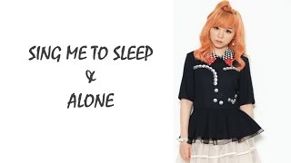 Video Alan Walker - Sing Me To Sleep & Alone (MASHUP!) | J. Fla Cover [ LYRICS ] MP3, 3GP, MP4, WEBM, AVI, FLV Agustus 2018