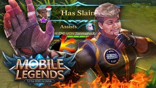 Video CHOU ASLI KEREN BANGET ! - Mobile Legends Indonesia MP3, 3GP, MP4, WEBM, AVI, FLV Desember 2017
