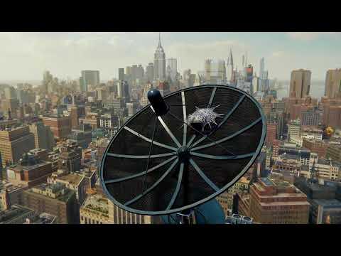 New York City Open World Trailer de Marvel's Spider-Man