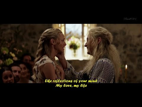 "Mamma Mia! 2 _ ""My Love My Live"" _ Meryl Streep + Lyrics HD"