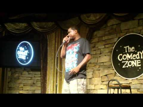 Mr Instrumental @ The Comedy Zone Pt.2