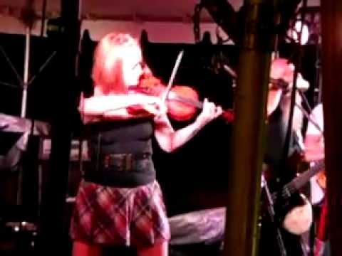 Kentucky Celtic Rock Fiddle Solo Megan Loomis.avi