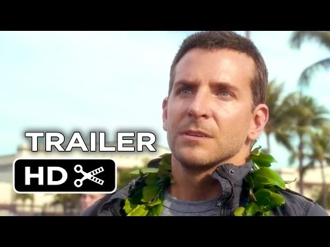 Aloha Official Trailer #1 (2015) – Bradley Cooper, Emma Stone Movie HD