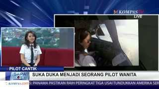 Download Video Patricia Yora, Pilot Termuda Indonesia - Bagian 1 MP3 3GP MP4