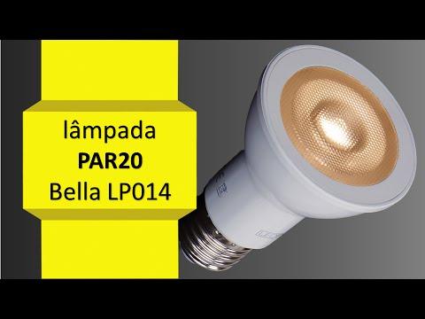 lampada par20 Bella LP014