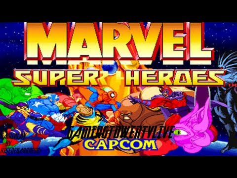 marvel super heroes playstation 3
