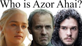 In Game of Thrones / ASOIAF, who is Azor Ahai, the prophesied saviour of the world? Is it Stannis Baratheon? Daenerys ...