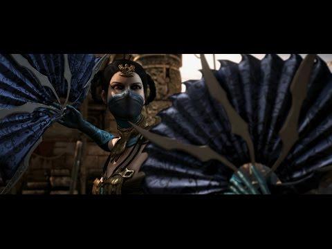MKX Kitana Ranked #21 (видео)