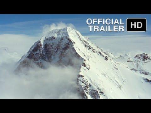 THE ALPS Official Movie Trailer HD -- IMAX adventure film w/ dangerous mountain climbing