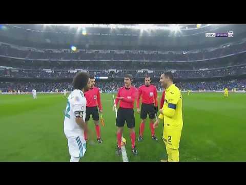 Real Madrid vs Villarreal 0-1 Extended Highlight 01/13/2018 [HD]