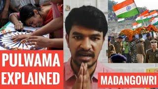 Video Pulwama Attack Explained | Tamil | Madan Gowri | MG | Jammu Kashmir CRPF MP3, 3GP, MP4, WEBM, AVI, FLV Februari 2019