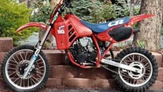 10. History of Honda CR60 CR80 CR85