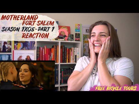 "Motherland Fort Salem Season 1 Episode 5 ""Bellweather Season"" REACTION Part 1"