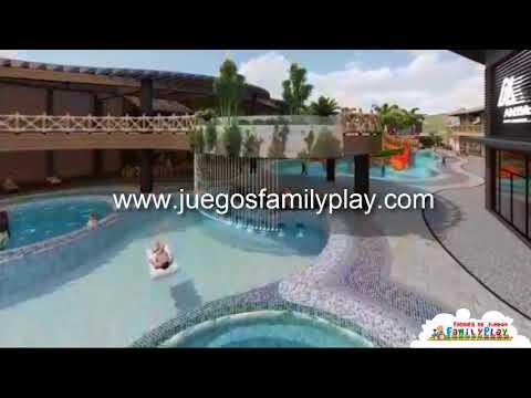 Proyectos parques acuáticos Perú