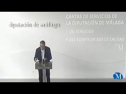 Balance de las cartas de servicios que ofrece la Diputación