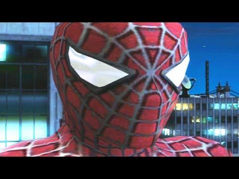 Spider-Man 2 (2004) - All Cutscenes (1080p)